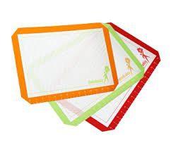 silicone baking mat