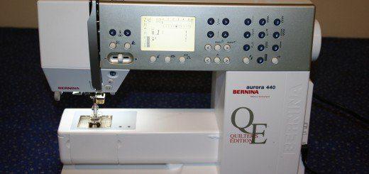 Bernina Aurora 440 QE