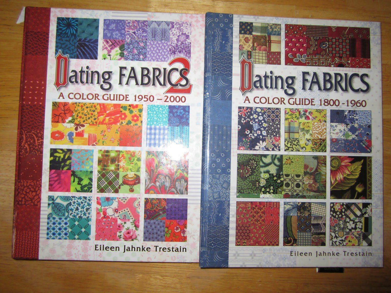 Dating Fabrics book review