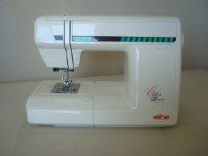 Elna Quilter's Dream sewing machine