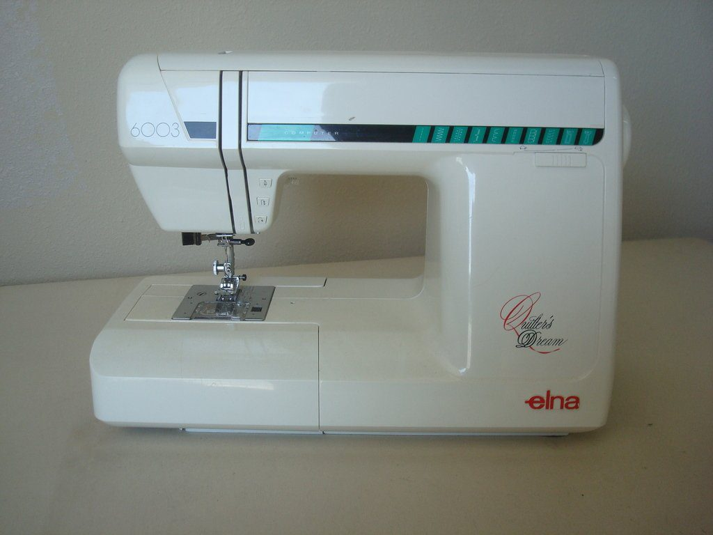 Elna Quilter's Dream sewing machine