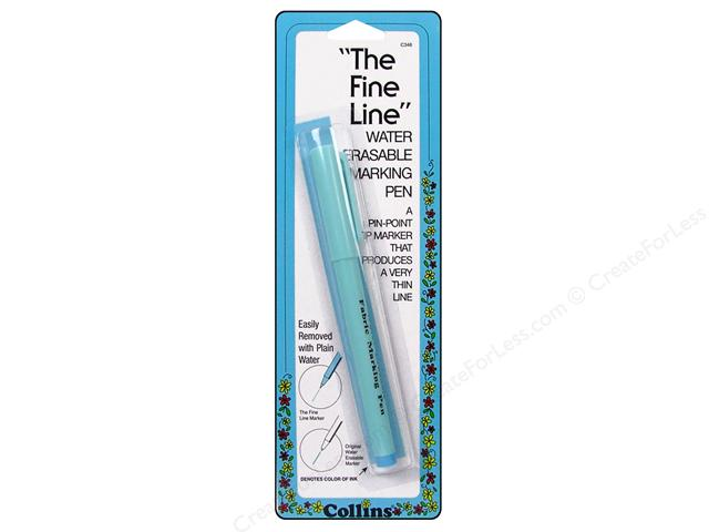 Dritz fine line pen