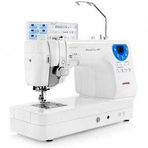 Janome MC6300p heavy duty sewing machine