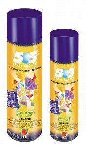 ODIF 505 Temporary Fabric Adhesive Spray