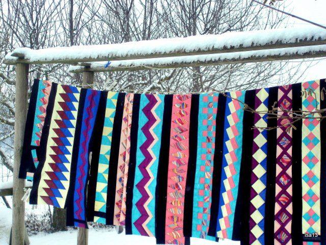 Seminole quilt