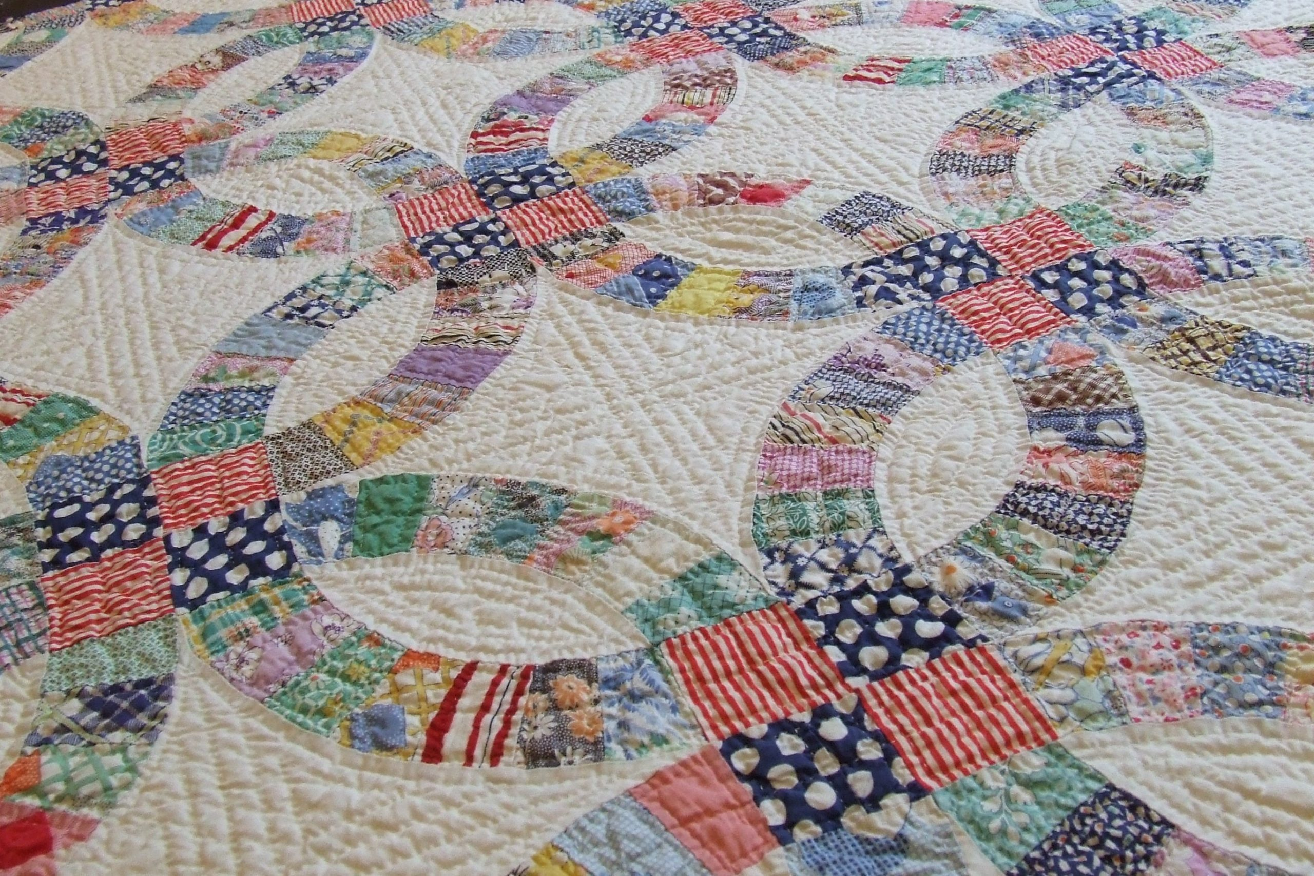 how do i care for an antique quilt