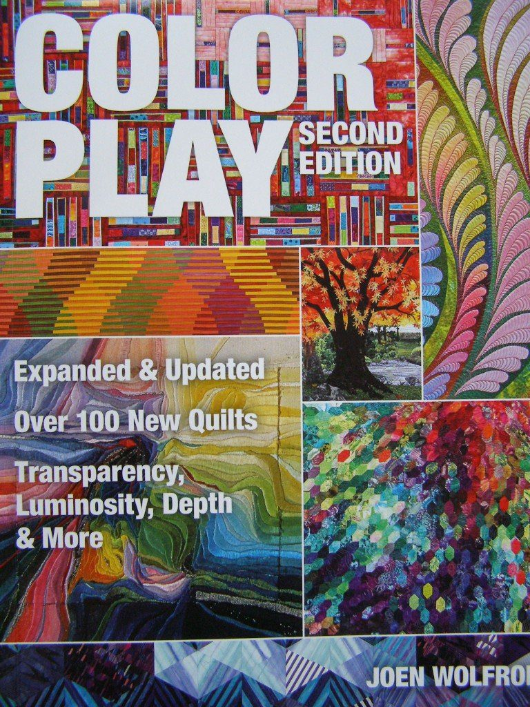 Color Play book review