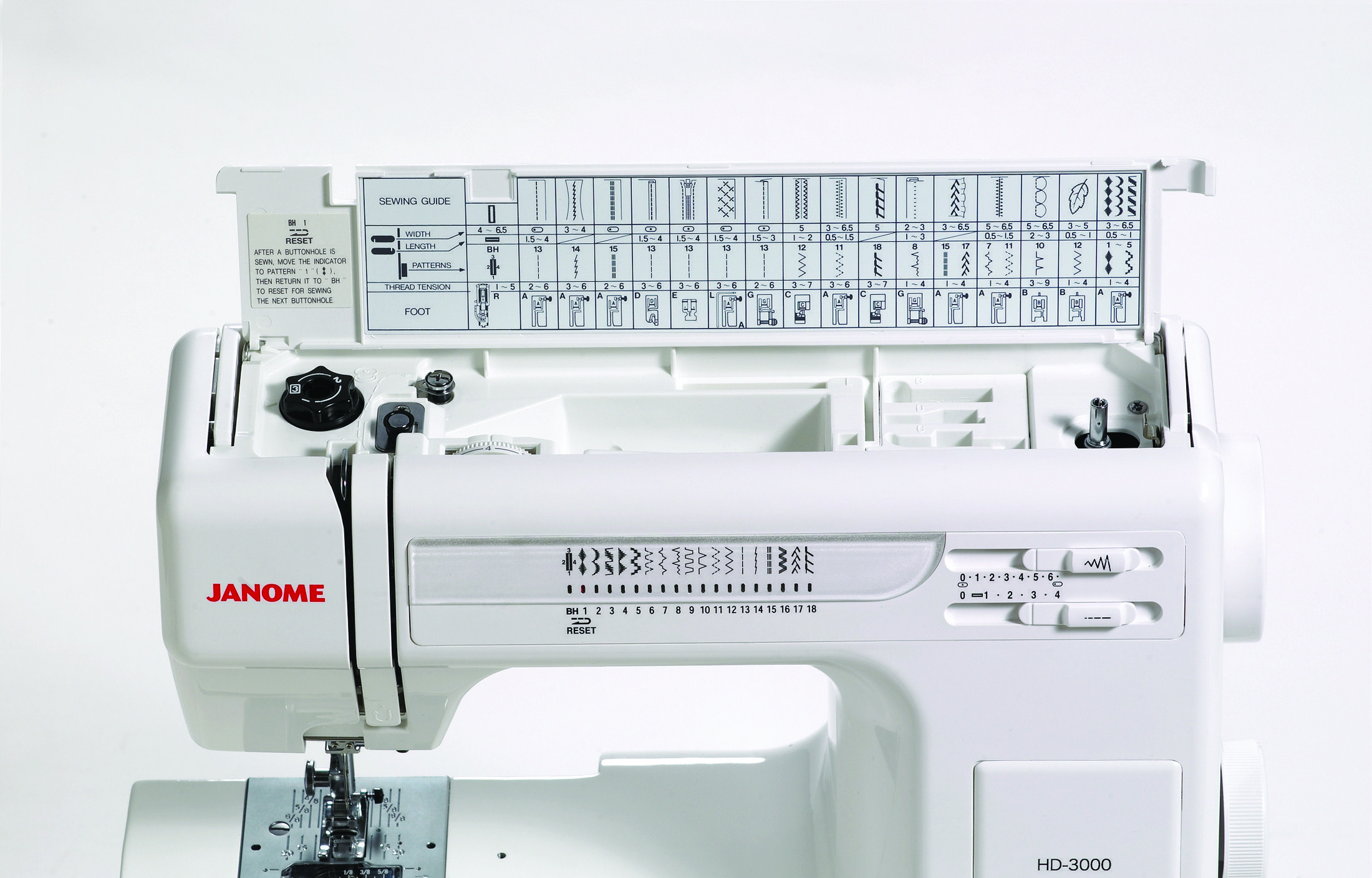 Elna 6003 q quilter 39 s dream sewing machine review for Janome memory craft 3000
