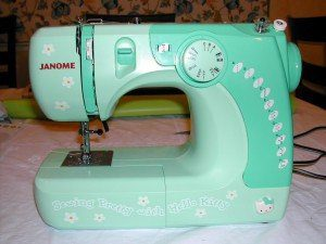 Janome 11706 Hello Kitty - perfect kids sewing machine