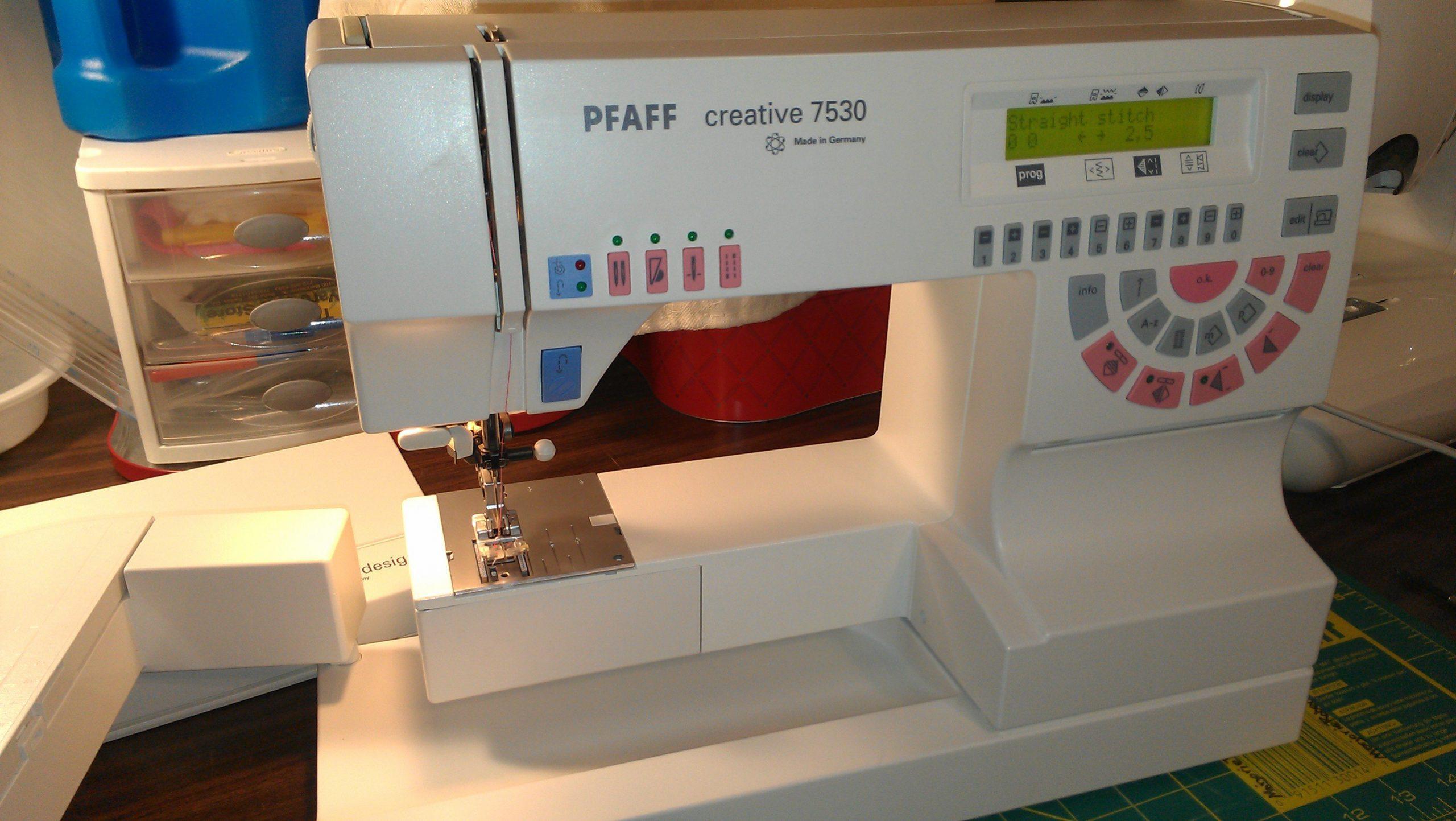 Pfaff 7530