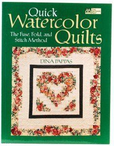 Quick Watercolor Quilts review