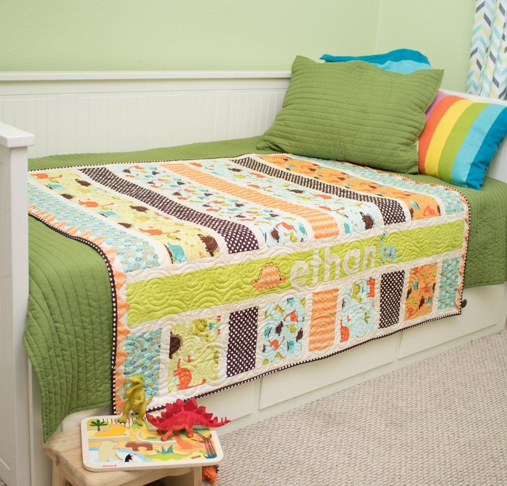 7 Baby Quilt Kits That Will Delight Any Baby Boy Or Girl Quilters