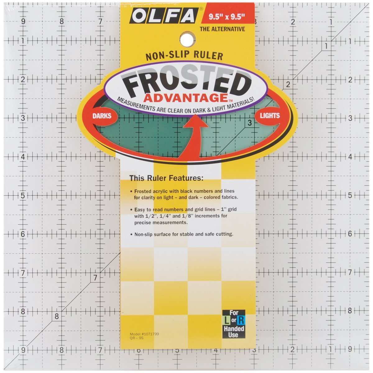 Olfa ruler