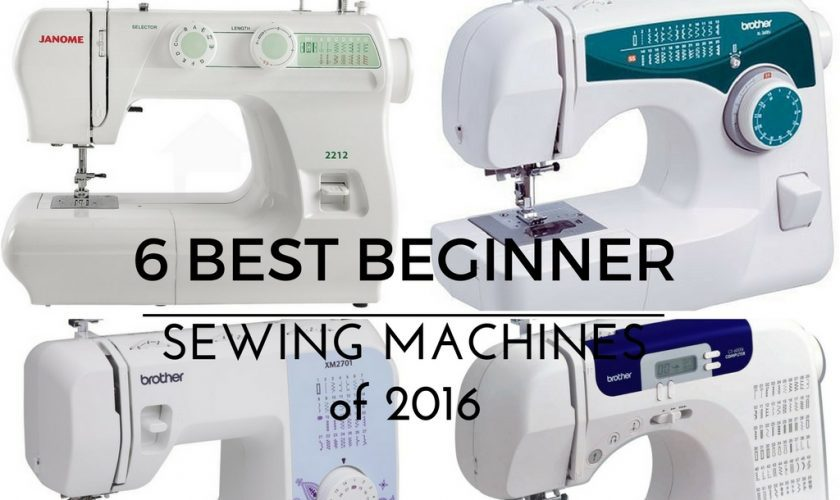 Top 40 Beginner Sewing Machines You Will LOVE Simple And Inexpensive Custom Best Sewing Machine To Learn On