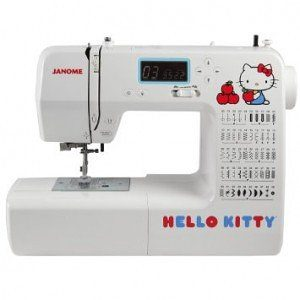 Janome 18750 computerized sewing machine review