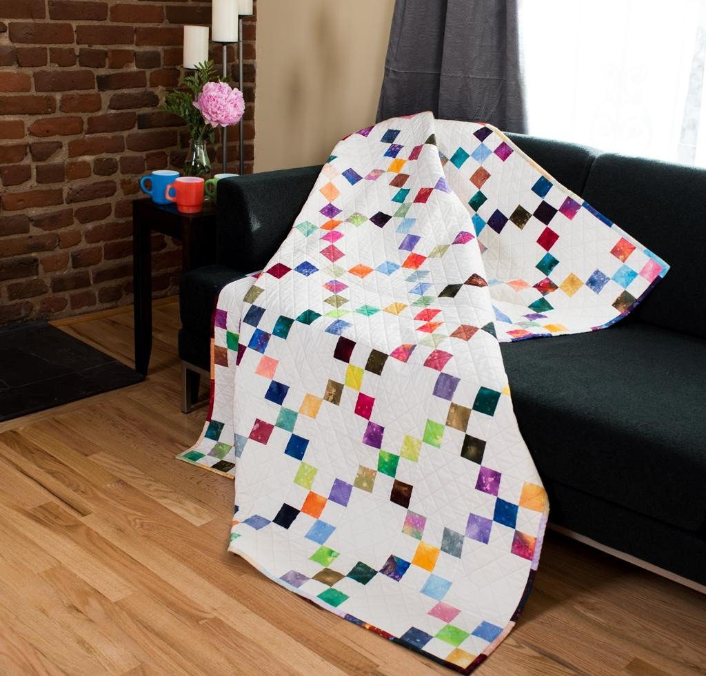 Candy quilt kit
