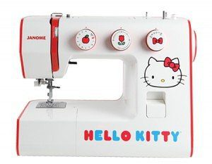 Janome 15822 review
