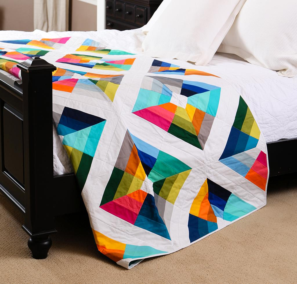 5 Fun And Easy Quilting Kits For Beginners Or Experienced