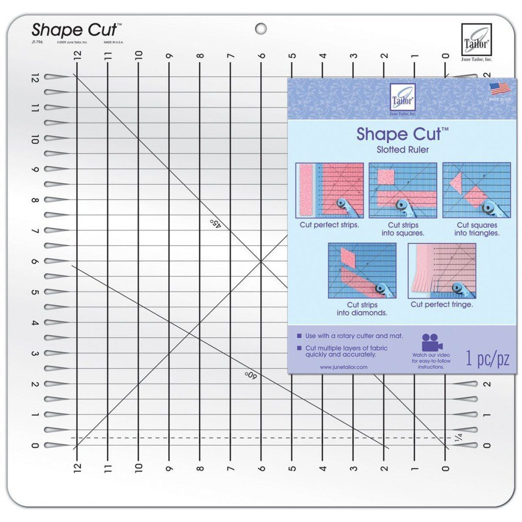 June Tailor Shape Cut