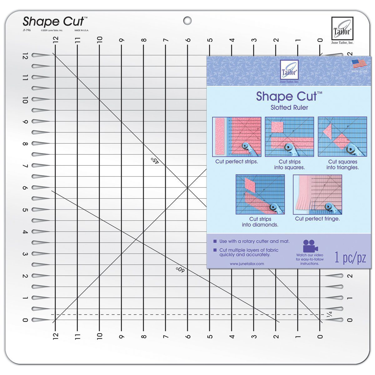 June Tailor Shape Cut