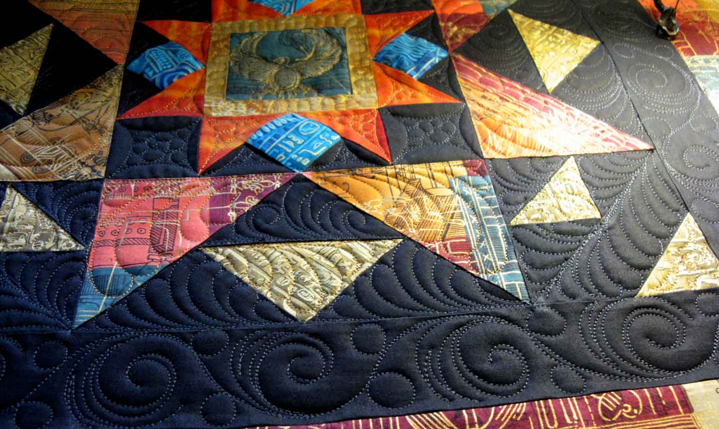 Quilting Designs Sashing : How do I add sashing to my blocks?