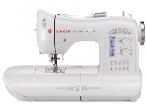 Singer One Plus computerized sewing machine