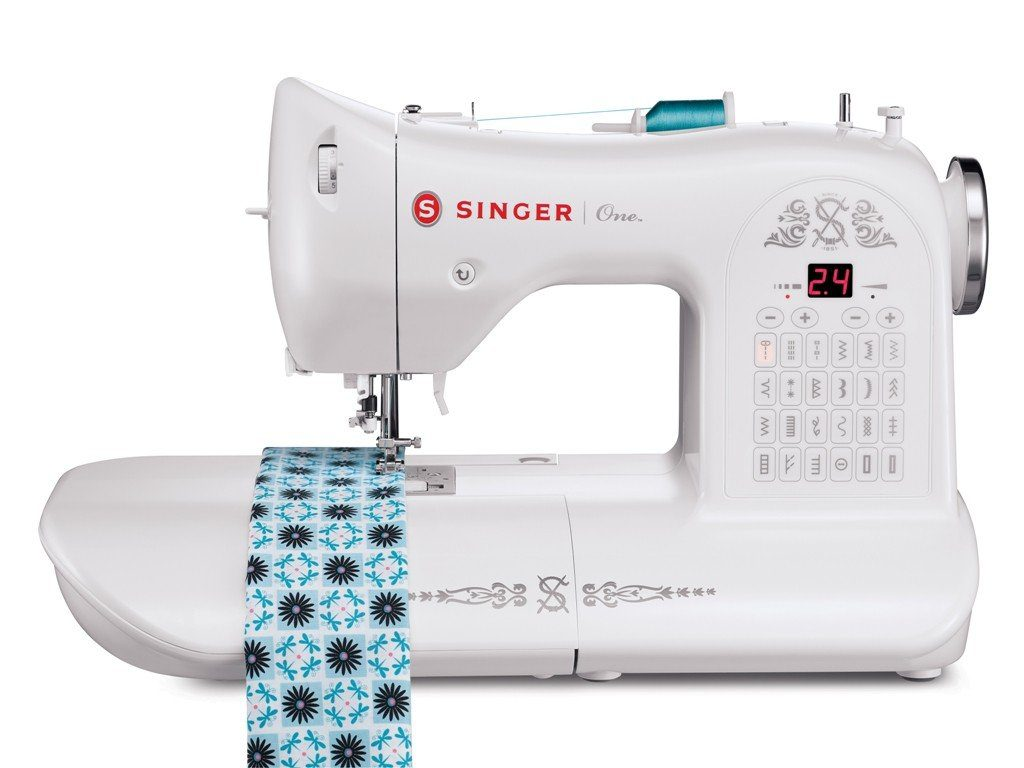 A Hands-on Review of the Singer One Plus Sewing Machine