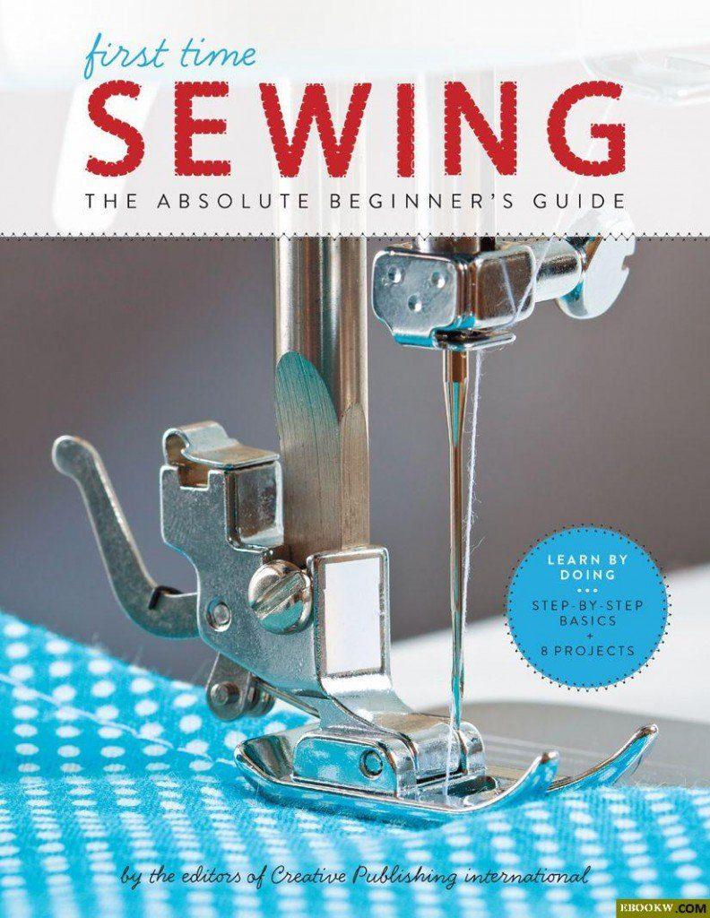 Beginner Sewing Books reviews