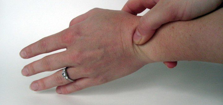 repetitive strain and carpel tunnel syndrome