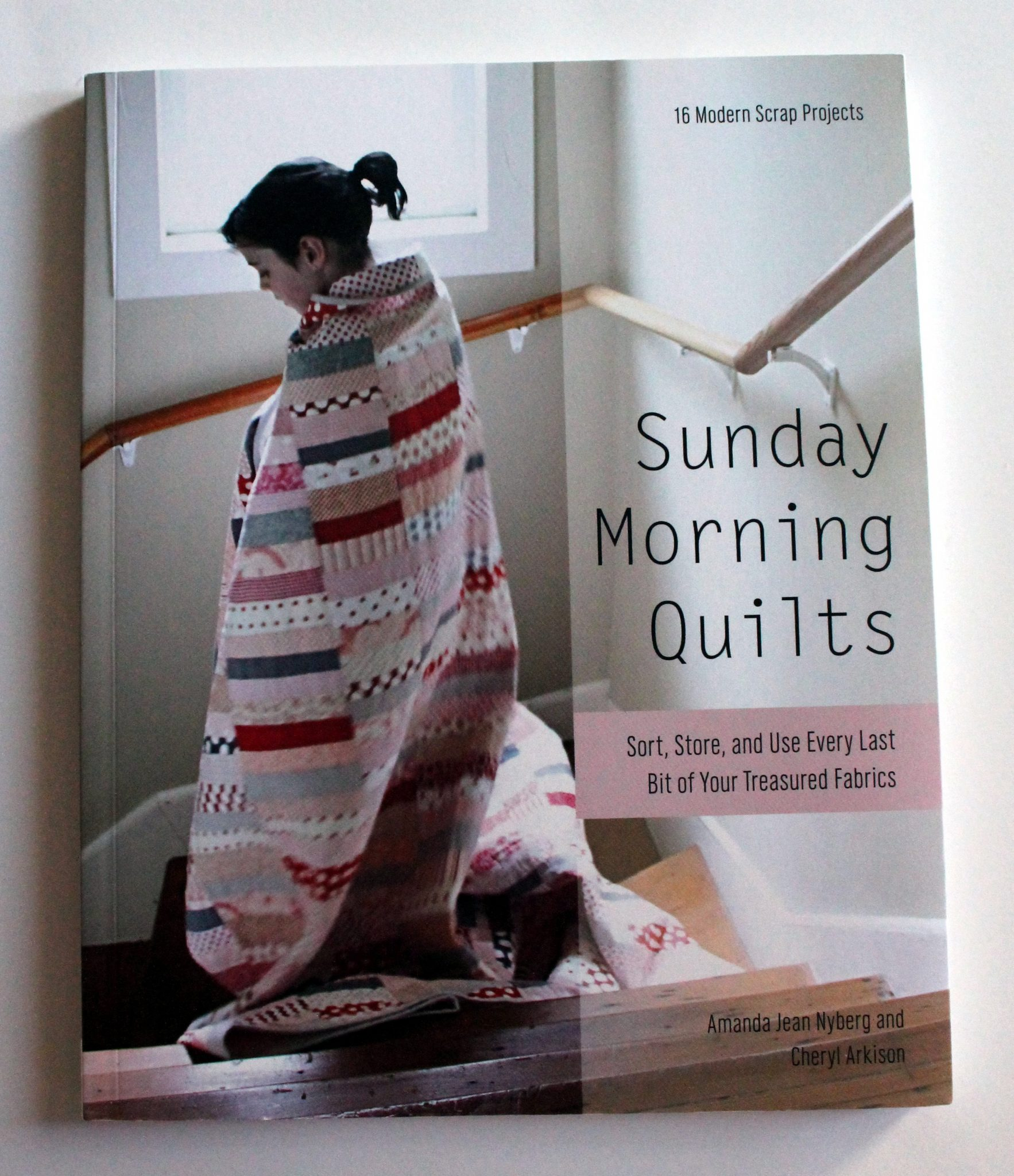 Sunday Morning Quilts book review