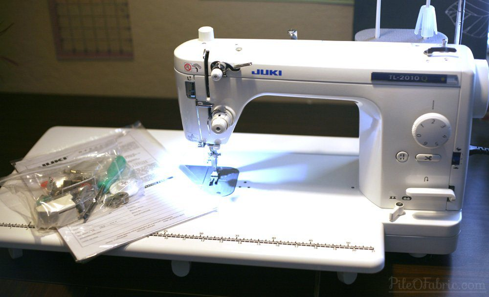 Juki TL-2010Q Review: Quilting Machine for Professionals : quilting sewing machines reviews - Adamdwight.com