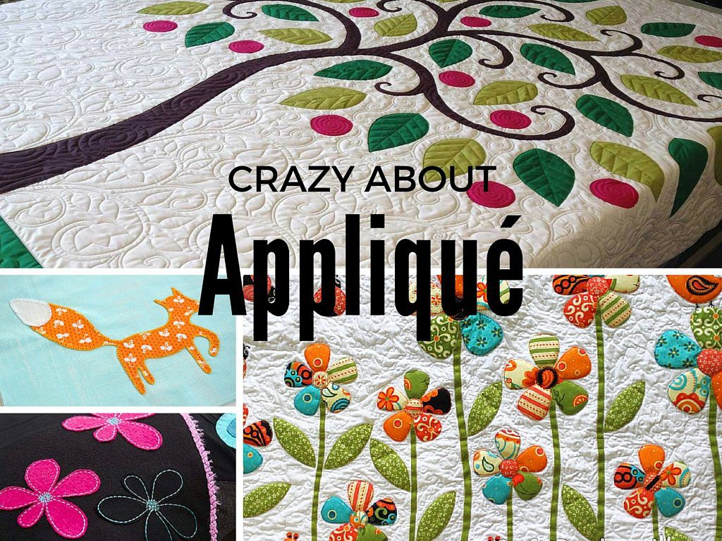 What is so great & fabulous about appliqué?