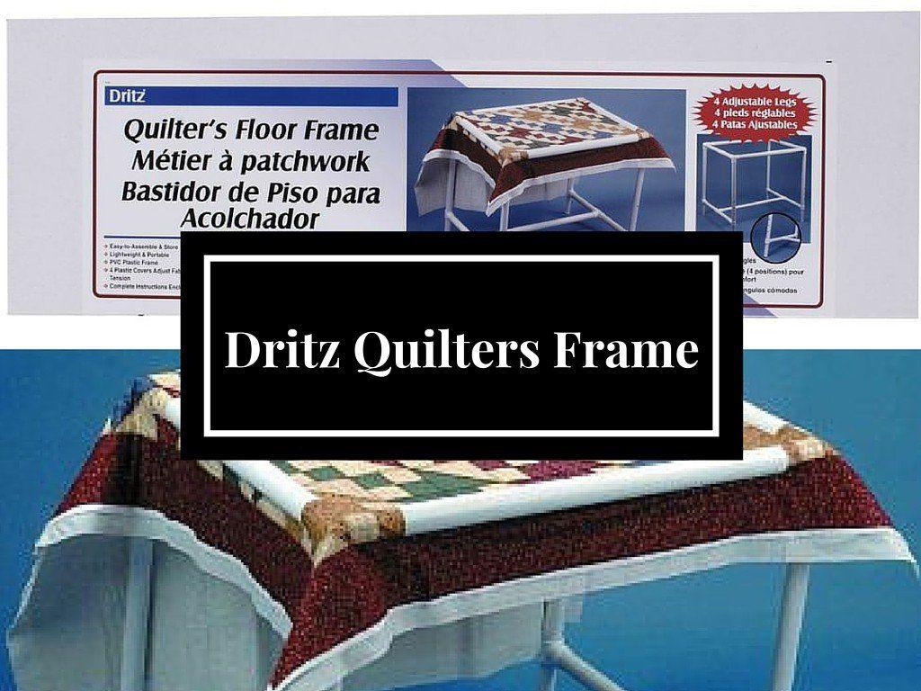 dritz quilting frame