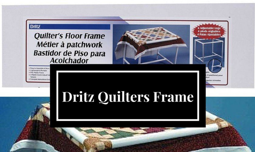 dritz quilting frame