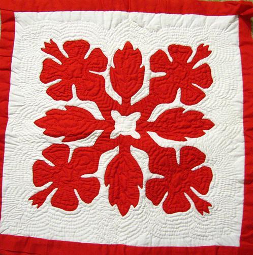 A Rich History of Hawaiian Quilts, Starting in 1820 : hawaiian quilting patterns - Adamdwight.com