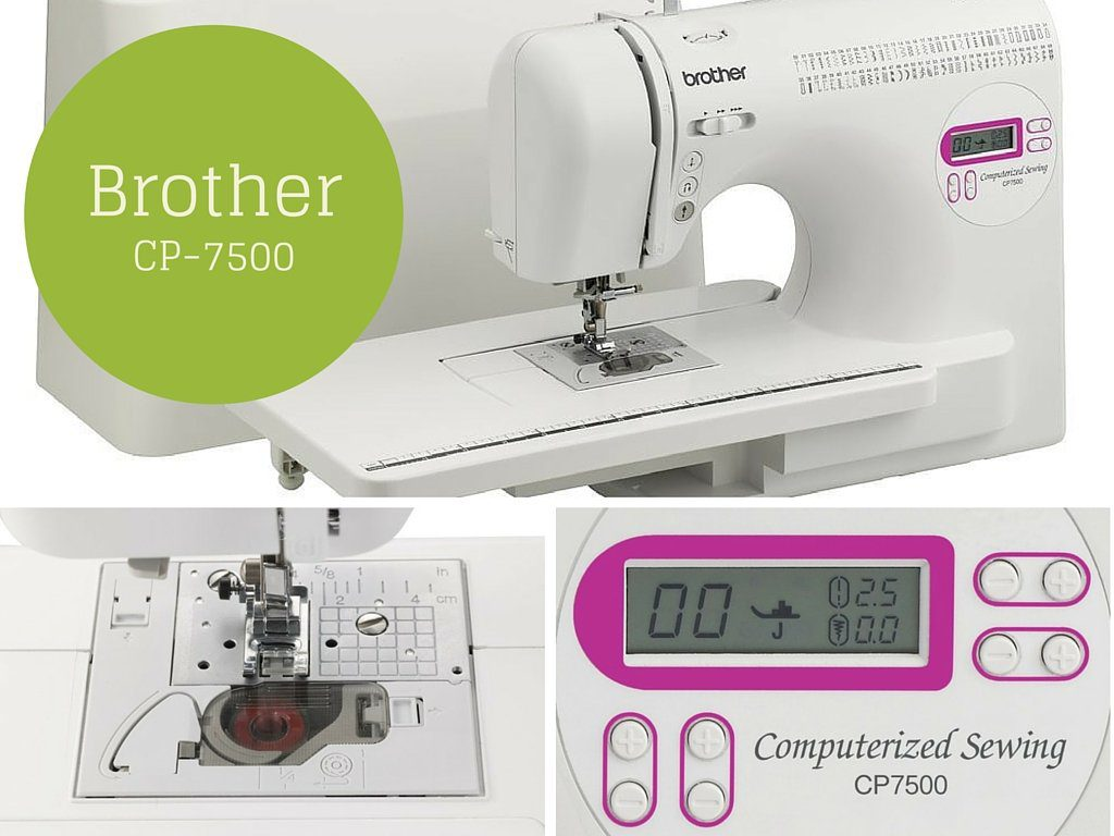 Brother CP-7500