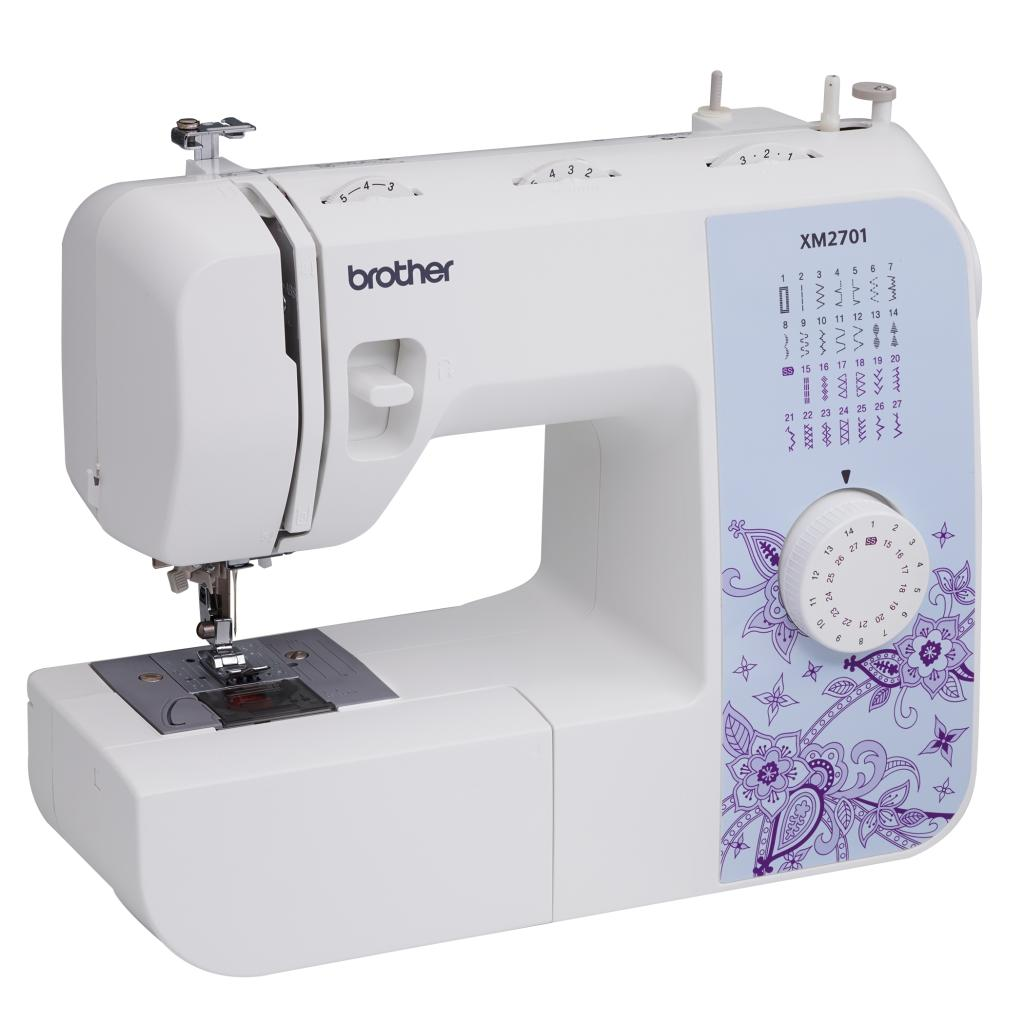 Brother xm2701 lightweight full-featured sewing machine - perfect sewing machine for kids