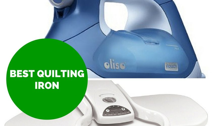 The Best Iron For Quilting We Share Our Top Eight Irons