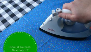 Should You Iron Your Fabric