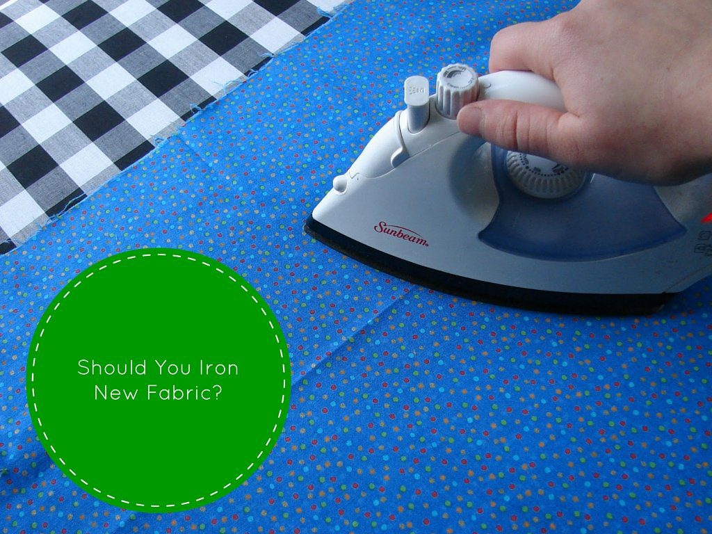 Should You Iron New Fabric Before Quilting Get The Answer Here