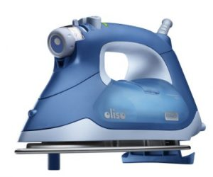 oliso iron - top quilting iron