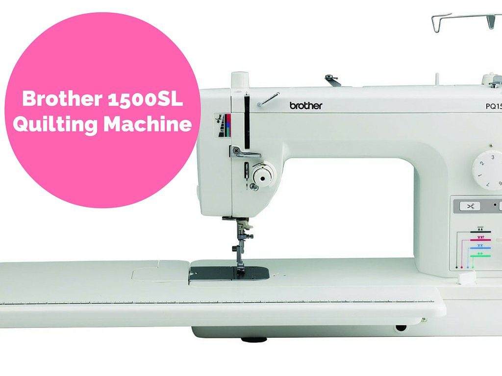 quilting sewing machine reviews
