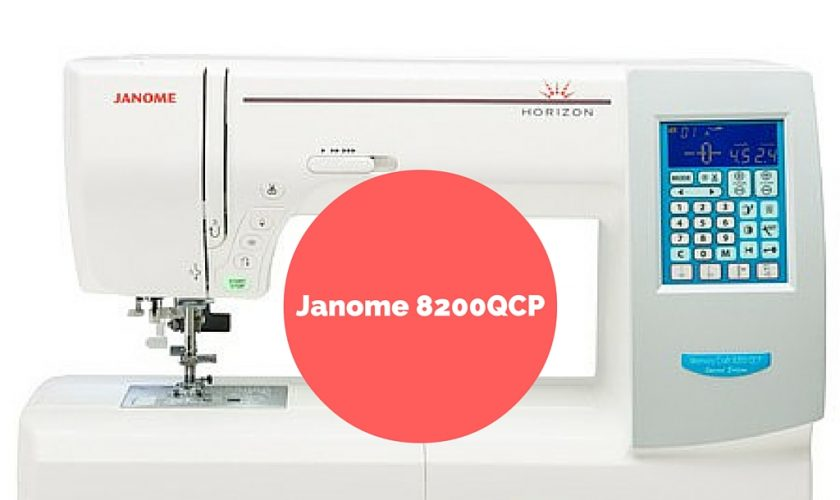 Janome 8200QCP