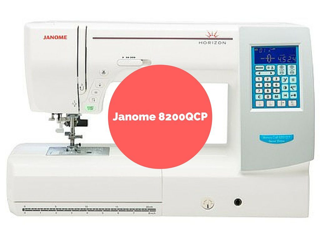 Janome memory craft horizon 8200 review a quilter 39 s delight for Janome memory craft 9000 problems