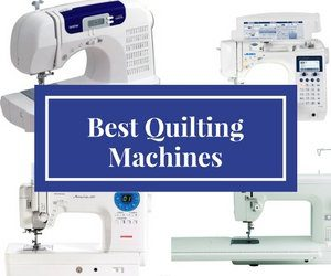 top quilting machines