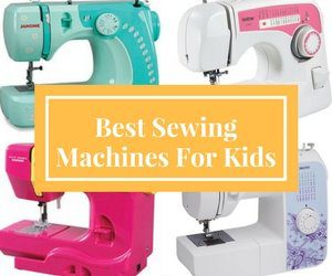 top kids sewing machines