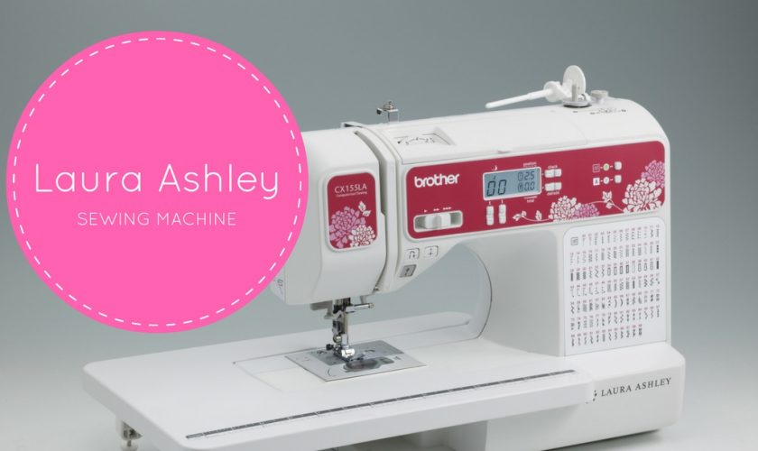 Laura Ashley sewing machine