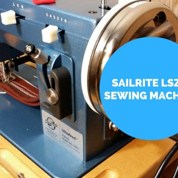 SAILRITE LSZ-1SEWING MACHINE
