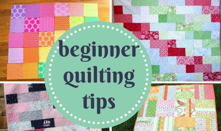 Quilten Voor Beginners.7 Simple Beginner Quilting Tips Let S Help You Get Started