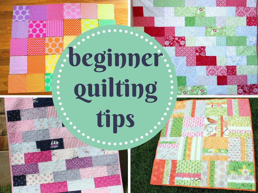 7 Simple Beginner Quilting Tips - Let's Help You Get Started! : quilting beginners - Adamdwight.com